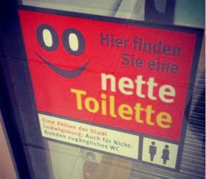 Netter Toiletten en Stuttgart y alrededores