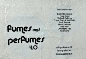 Fumes and perfumes 4.0