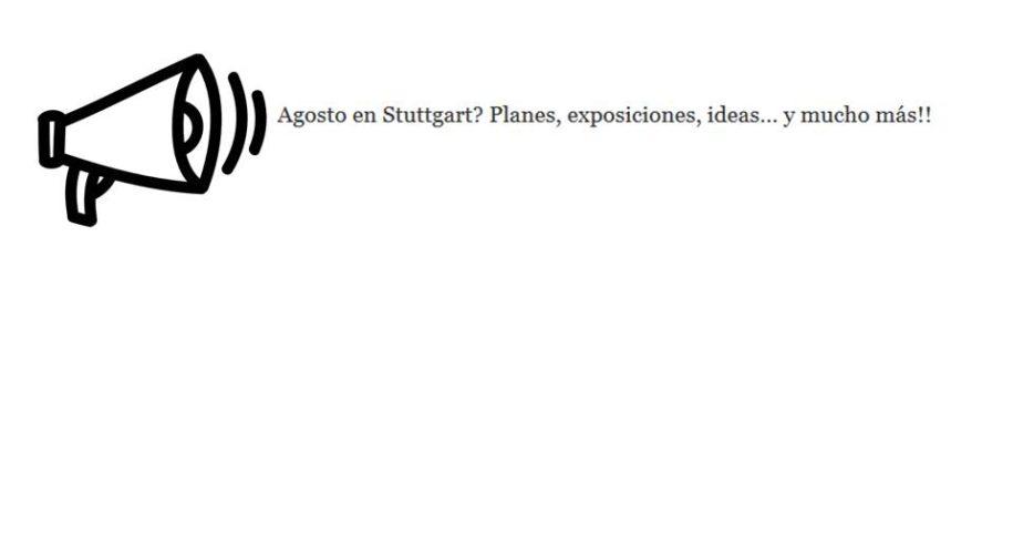 Agosto en Stuttgart? Planes Agosto 2017 en Stuttgart