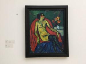 Ma(h)lzeit en el Kunstmuseum de Stuttgart