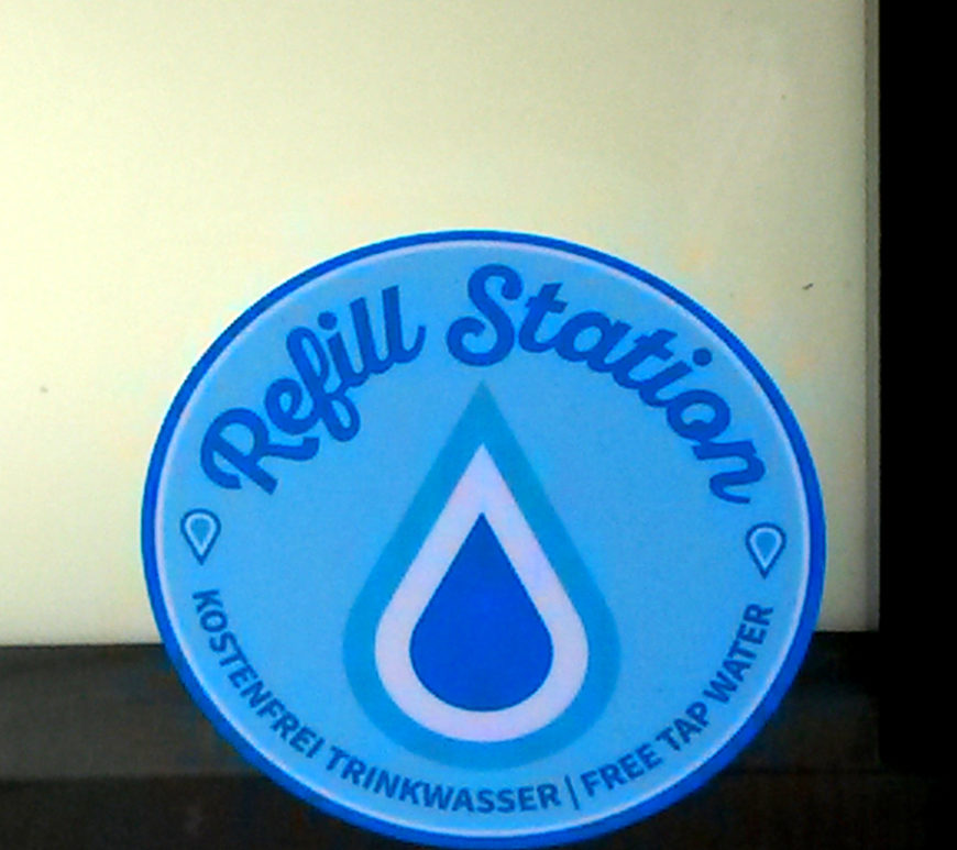 Refill Station en Stuttgart