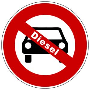 Ab 01.01.2019 Diesel-Fahrverbot in Stuttgart